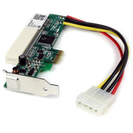 StarTech.com PCI Express Schnittstellenkarte für PCI Low Profile Adapter Karte