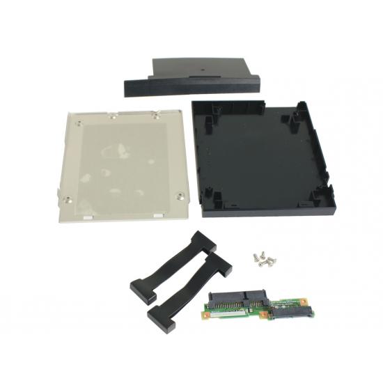 Fujitsu FUJ:CP656283-XX Notebook-Ersatzteil HDD-Schale