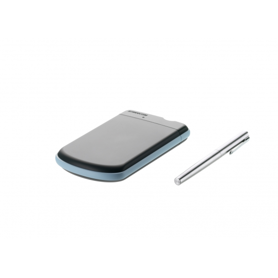Freecom Tough Drive Externe Festplatte 2000 GB Grau