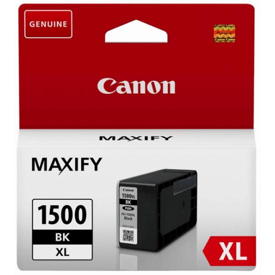 Canon PGI-1500XL BK Original Schwarz 1 Stück(e)