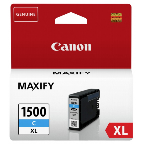 Canon PGI-1500XL C Original Cyan 1 Stück(e)