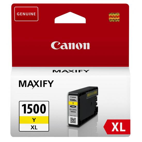 Canon PGI-1500XL Y Original Gelb 1 Stück(e)