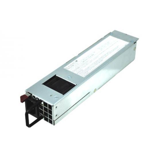Supermicro PWS-606P-1R Netzteil 600 W 24-pin ATX 1U Aluminium, Schwarz