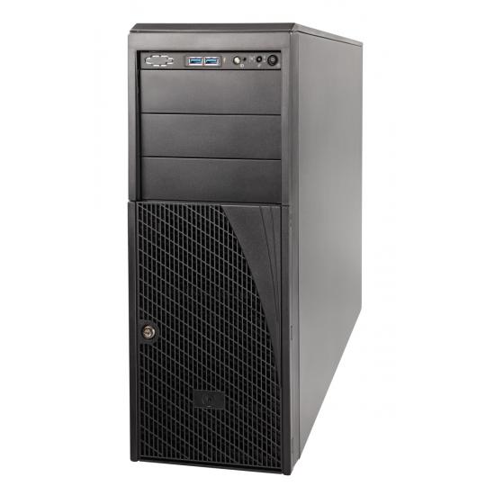 Intel P4304XXMUXX Computer-Gehäuse Rack Schwarz
