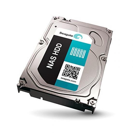 Seagate NAS HDD 5TB HDD 3.5 Zoll 5000 GB Serial ATA III