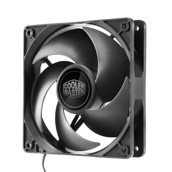 Cooler Master Silencio FP 120 Computergehäuse Ventilator 12 cm Schwarz