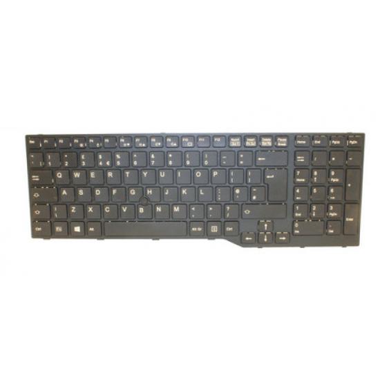 Fujitsu FUJ:CP672251-XX Notebook-Ersatzteil Tastatur