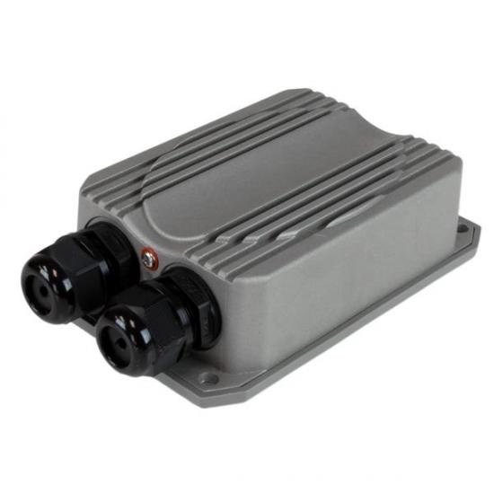 StarTech.com Outdoor Wireless-N Access Point IP67 Zertifiziert - 2.4GHz 802.11a/n PoE-Powered WLAN AP