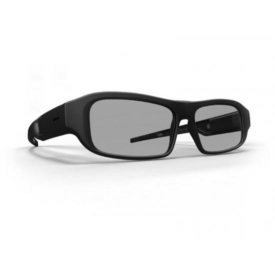 NEC 100013923 Steroskopische 3-D Brille Schwarz 1 Stück(e)