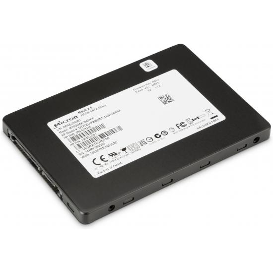 HP SSD, 256 GB, 2,5 Zoll, SATA, TLC