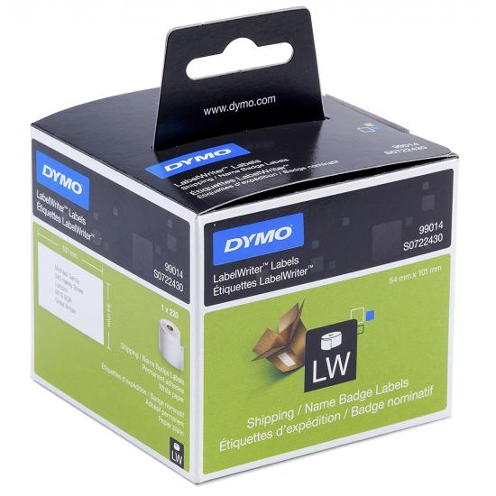 DYMO LW - Versandetiketten / Namensschilder - 54 x 101 mm - S0722430