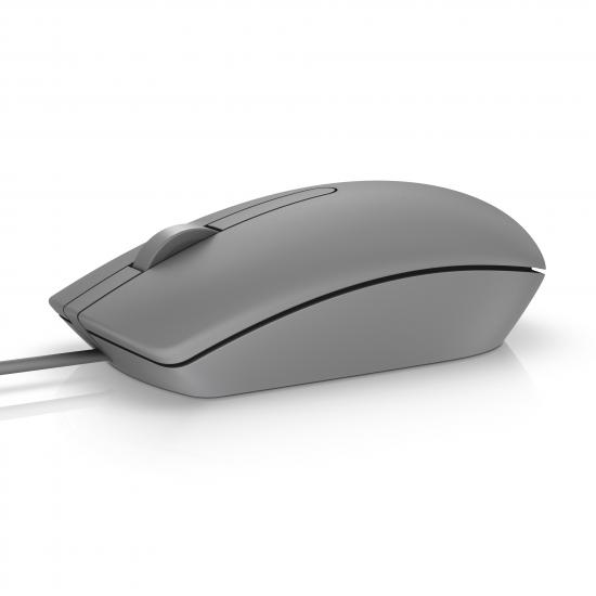DELL MS116 Maus USB Typ-A Optisch 1000 DPI Beidhändig