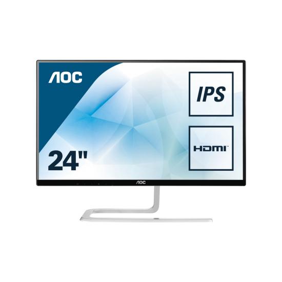 AOC Style-line I2481FXH Computerbildschirm 60,5 cm (23.8 Zoll) 1920 x 1080 Pixel Full HD LED Schwarz