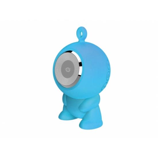 Conceptronic CSPKBTWPHFB Tragbarer Lautsprecher 3 W Blau