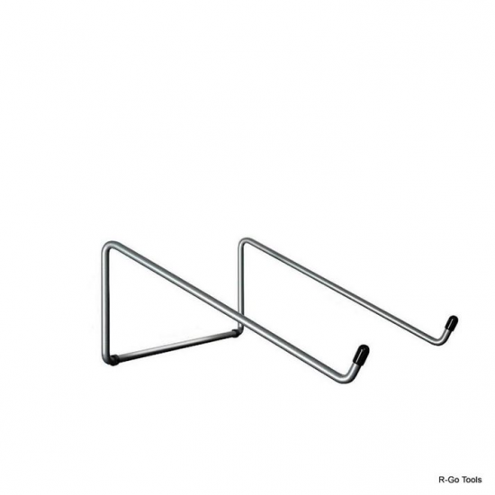 R-Go Tools R-Go Steel Basic Laptopständer, silber