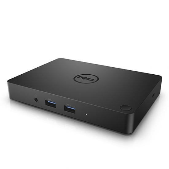 DELL 452-BCCW Notebook-Dockingstation & Portreplikator Verkabelt USB 3.2 Gen 1 (3.1 Gen 1) Type-C Schwarz