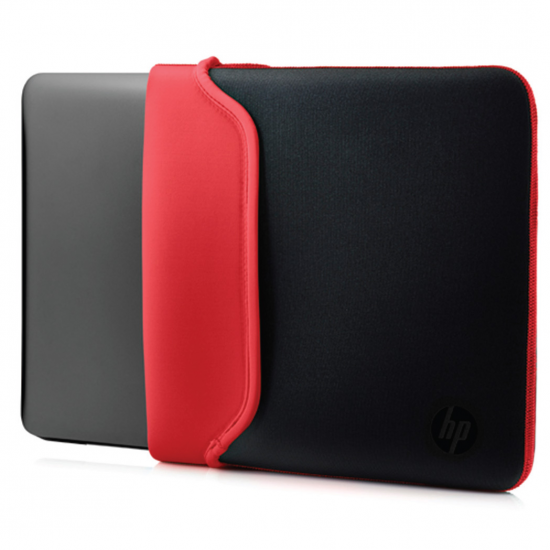 HP V5C26AA Notebooktasche 35,6 cm (14 Zoll) Schutzhülle Schwarz, Rot