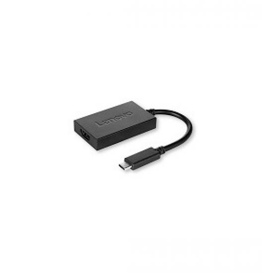 Lenovo USB C - HDMI Schwarz