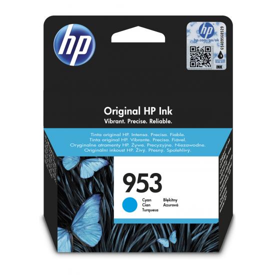 HP 953 cyan original bläckpatron