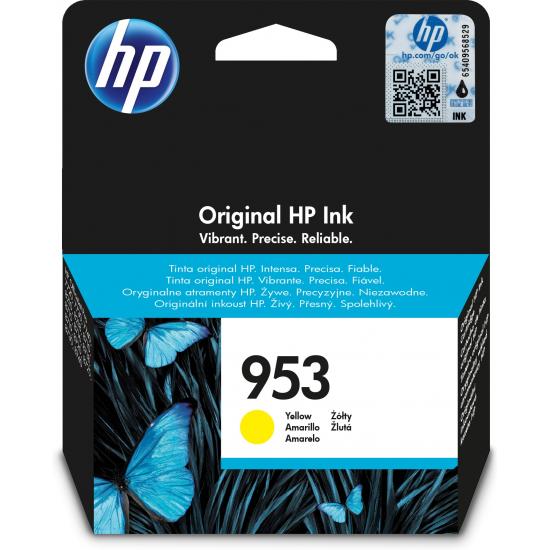HP 953 Original Gelb