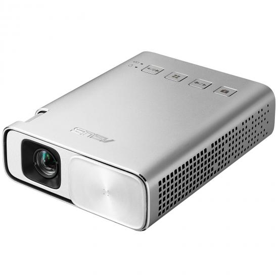 ASUS ZenBeam E1 Beamer Tragbarer Projektor 150 ANSI Lumen DLP WVGA (854x480) Silber
