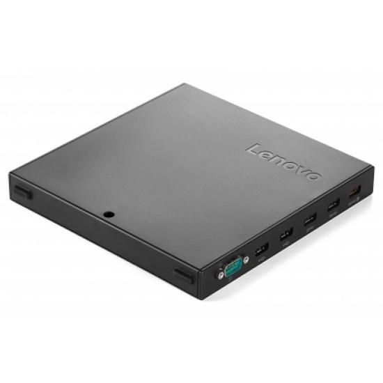 Lenovo 4XH0L54952 Notebook-Dockingstation & Portreplikator Verkabelt USB 2.0 Schwarz