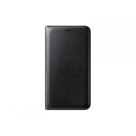 Samsung EF-WJ120 Handy-Schutzhülle Geldbörsenhülle Schwarz