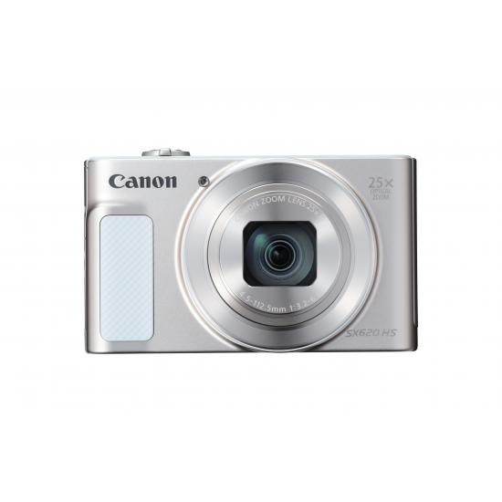Canon PowerShot SX620 HS Kompaktkamera 20,2 MP CMOS 5184 x 3888 Pixel 1/2.3 Zoll Weiß
