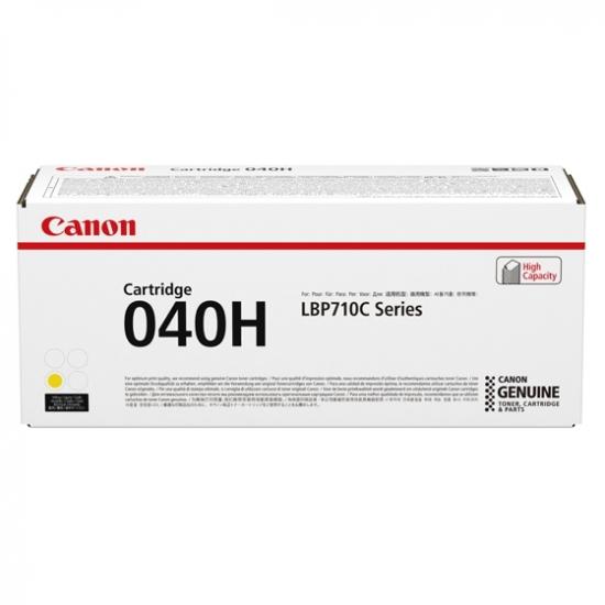 Canon 040H Original Gelb 1 Stück(e)