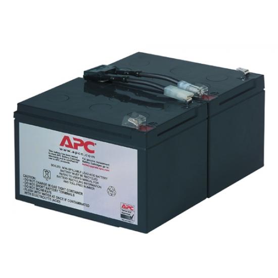 APC RBC6 USV-Batterie Plombierte Bleisäure (VRLA)