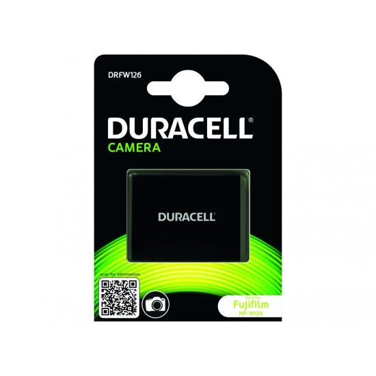 Duracell DRFW126 Kamera-/Camcorder-Akku Lithium-Ion (Li-Ion) 1140 mAh