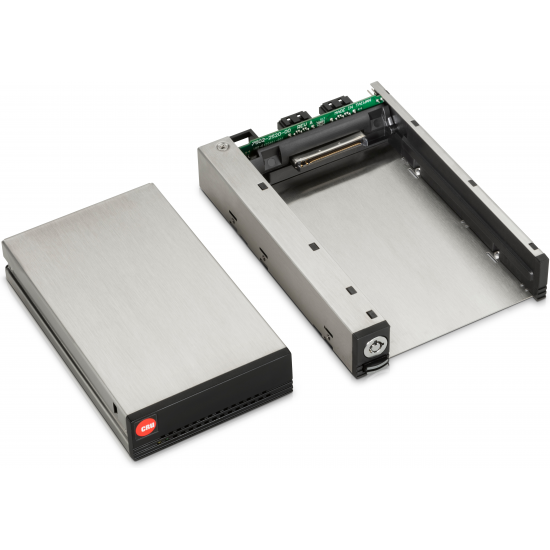 HP DP25 Rahmenträger für Wechselfestplatte (2,5 Zoll)