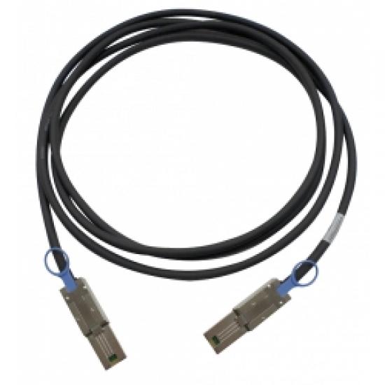 QNAP MINI SAS CABLE (SFF-8088) 2M ES1640DC EJ1600 6 m