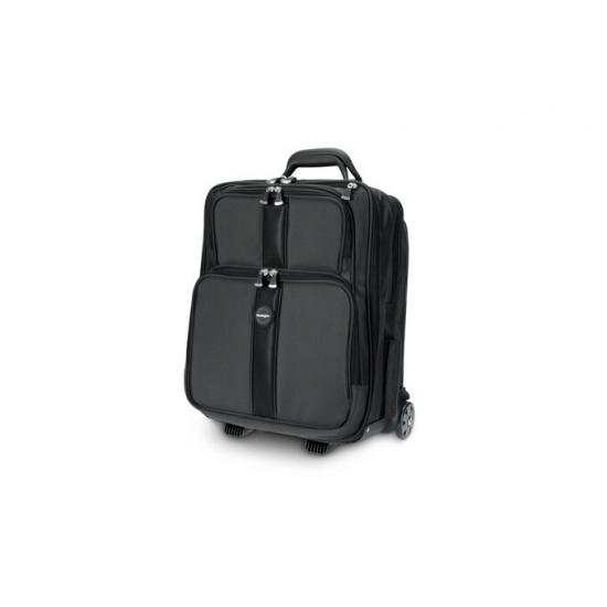 Kensington Contour™ 17'' Overnight Laptoptrolley - schwarz