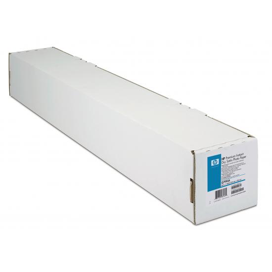 HP Premium Instant-dry Satin Photo Paper 260 gsm-1067 mm x 30.5 m (42 in x 100 ft) Fotopapier