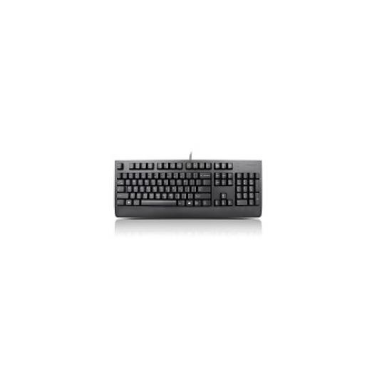 Lenovo Preferred Pro II Tastatur USB QWERTZ Schweiz Schwarz