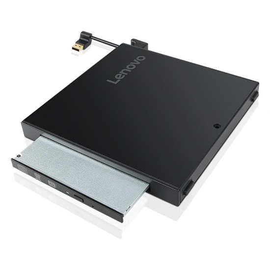 Lenovo 4XA0N06917 Optisches Laufwerk Schwarz DVD-ROM