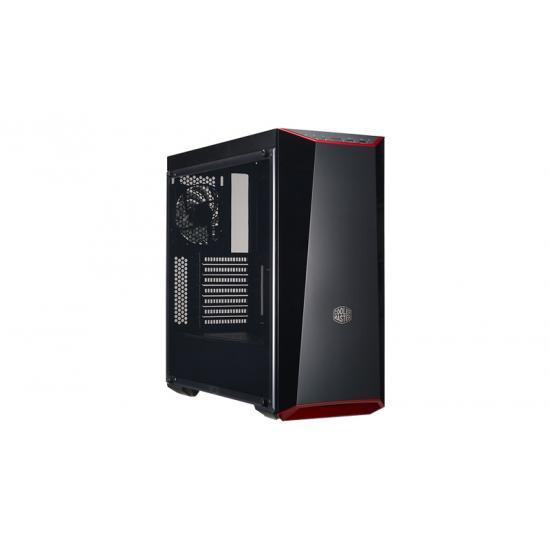 Cooler Master MasterBox Lite 5 Midi Tower Schwarz