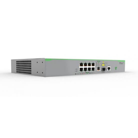 Allied Telesis AT-FS980M/9-50 Managed Fast Ethernet (10/100) Grau