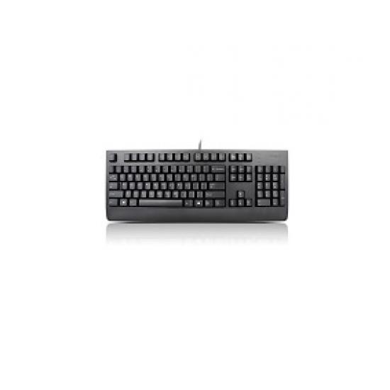 Lenovo Preferred Pro II Tastatur USB QWERTY Englisch Schwarz