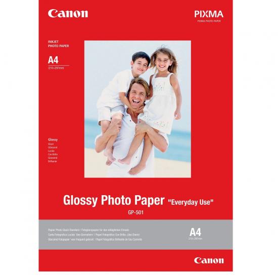 Canon GP-501 Fotopapier Glanz A4