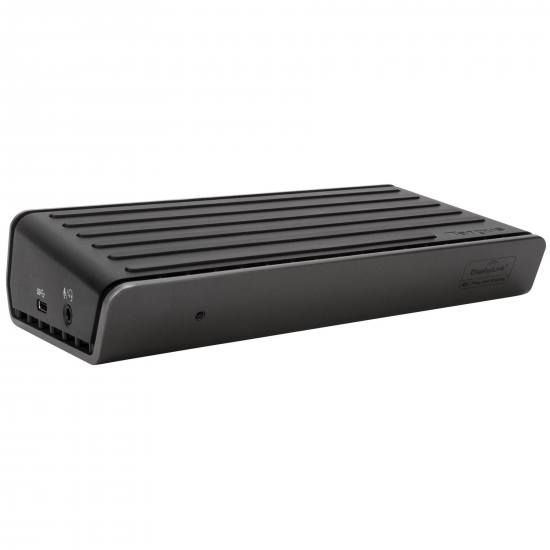 Targus DOCK180EUZ Notebook-Dockingstation & Portreplikator Verkabelt USB 3.2 Gen 2 (3.1 Gen 2) Type-C Schwarz