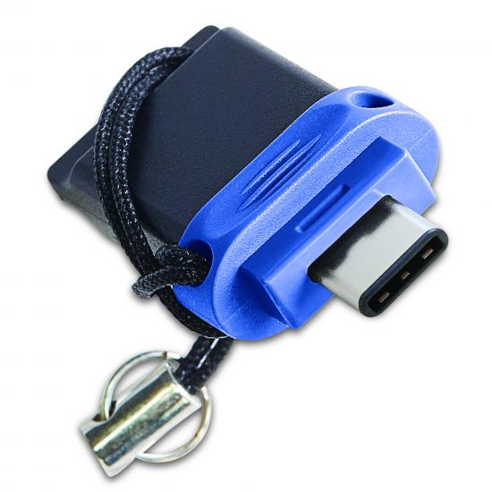 Verbatim Dual USB-Stick Type-C/USB 3.0 32 GB