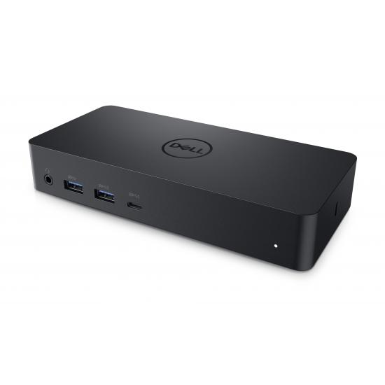 DELL D6000 Verkabelt USB 3.2 Gen 1 (3.1 Gen 1) Type-C Schwarz
