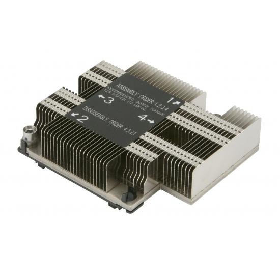 Supermicro SNK-P0067PD Computer Kühlkomponente Prozessor Kühlkörper