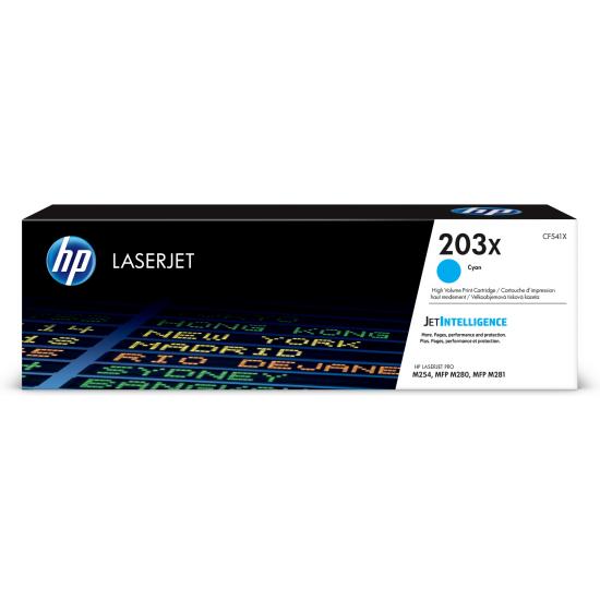 HP 203X Original Cyan 1 Stück(e)