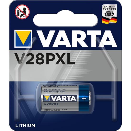 Varta V28PXL Einwegbatterie Lithium