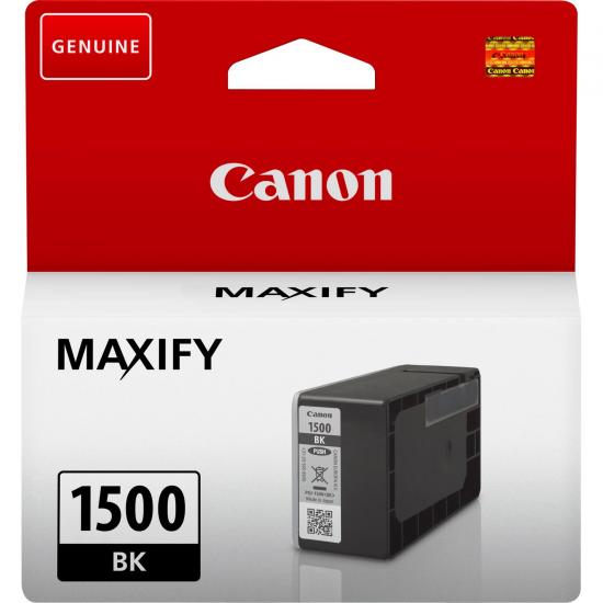 Canon PGI-1500BK Original Schwarz