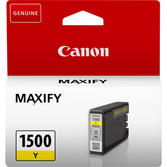 Canon PGI-1500Y Original Gelb