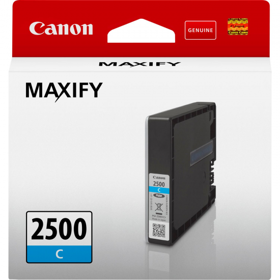 Canon PGI-2500C Original Cyan